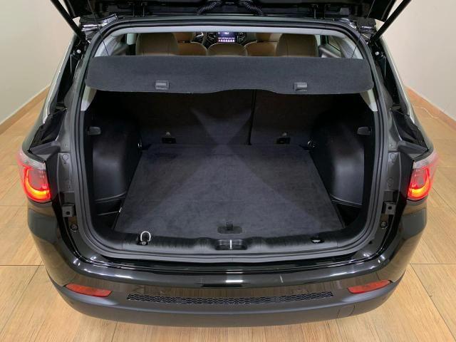 Jeep compass limited 2018 automática. léo careta veículos - Foto 2
