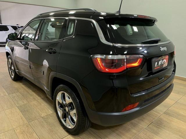 Jeep compass limited 2018 automática. léo careta veículos - Foto 6