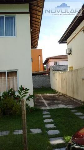 Oportunidade!casa 4/4, condomínio fechado - Foto 3