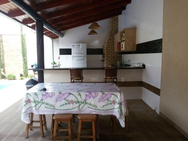 Casa Caldas Novas - mobiliada, com piscina - Foto 5