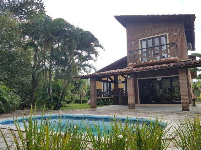 Linda casa estilo rústico no melhor condomínio de Aldeia | Oficial Aldeia Imóveis - Foto 3