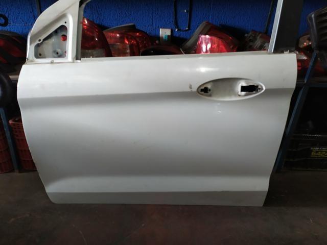 Porta dianteira esquerda Ford Ka NOVO - Foto 2