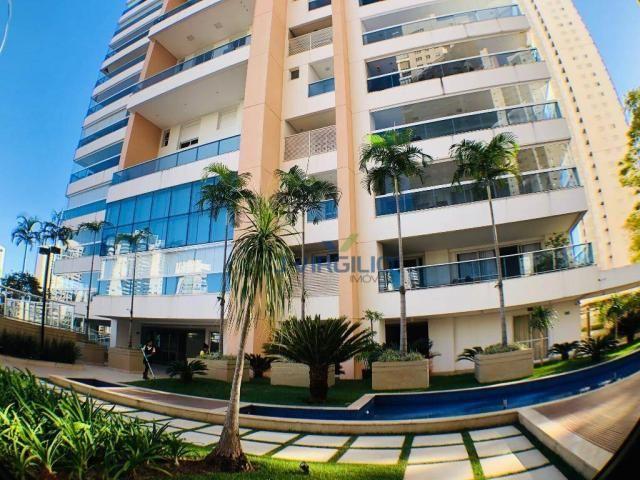 Apartamento 4 suites alto padrao frente ao parque flamboyant - Foto 2