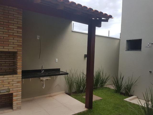 Belíssima Casa em Ananindeia - PA, 3 quartos com suíte, 2 vagas - Foto 3