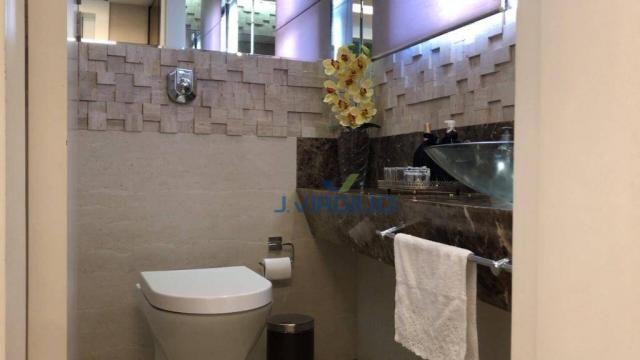 Apartamento triplex com 4 dormitórios à venda, 400 m² por r$ 1.399.000,00 - setor nova sui - Foto 16