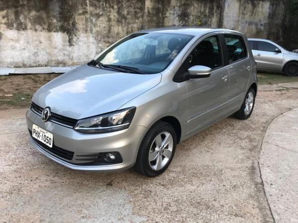 Volkswagen Fox Comfortline 1.0 (Flex)