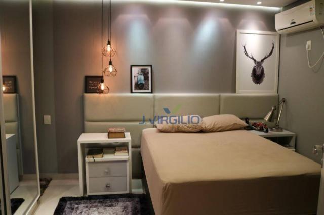 Apartamento com 2 dormitórios à venda, 54 m² por r$ 180.000 - setor dos afonsos - aparecid - Foto 20