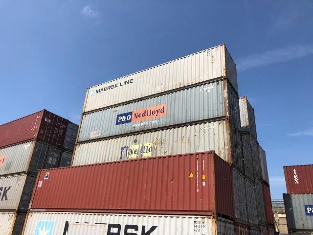 Container Maritimo a venda - Foto 4