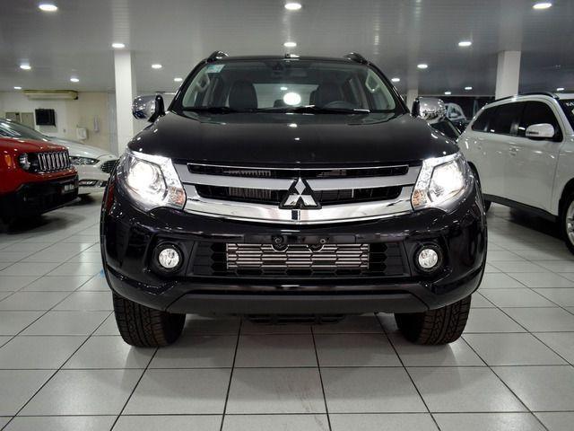 Mitsubishi L200 Triton Sport HPE-S Top de linha 2.4 Diesel Conheça o Mit Facil - Foto 4