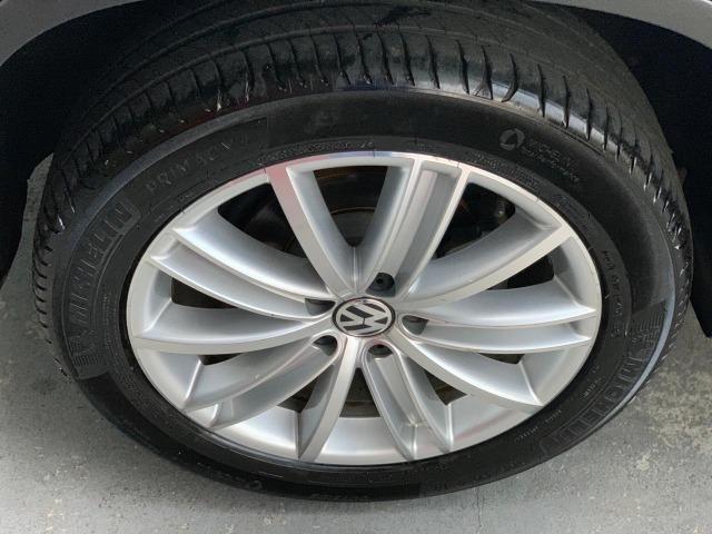 VW Tiguan 1.4 TSI Prata 17/17 - Foto 15