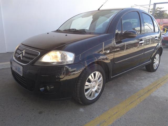 CITROËN C3 2010/2011 1.6 EXCLUSIVE 16V FLEX 4P AUTOMÁTICO