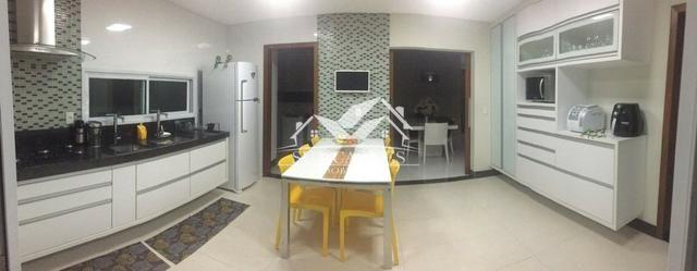Ótima Mansão Duplex com 4 suítes, possui Hidro e Closet. Cond. Boulevard Lagoa - Foto 8