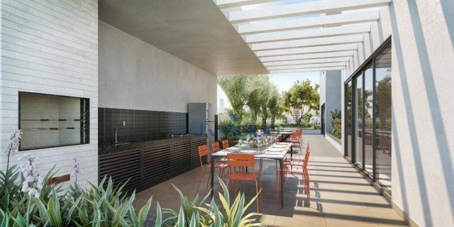 Apartamento com 3 dormitórios à venda, 119 m² por r$ 565.250 - setor bueno - goiânia/go - Foto 9