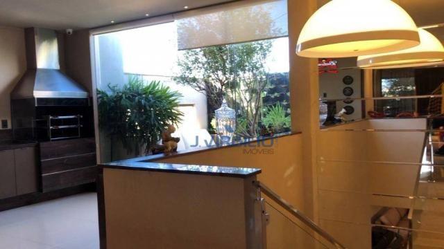 Apartamento triplex com 4 dormitórios à venda, 400 m² por r$ 1.399.000,00 - setor nova sui - Foto 7