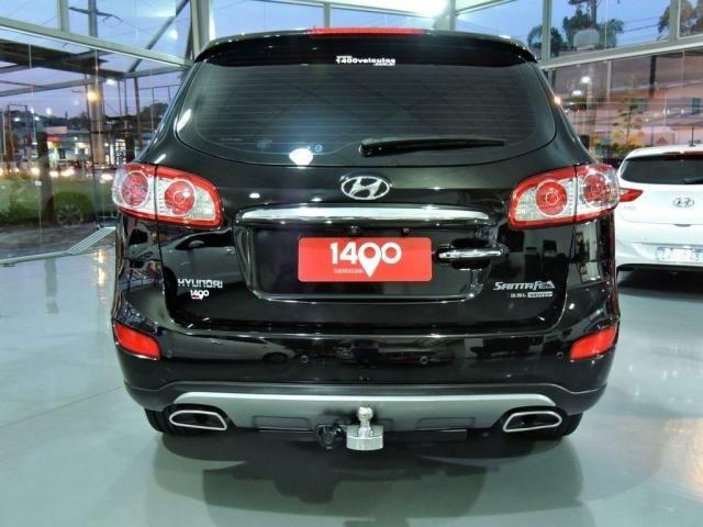 Hyundai Santa Fe 3.5 AUTOMÁTICA 4X4 V6 4P - Foto 7
