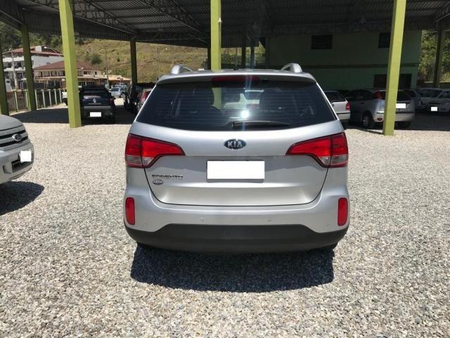 KIA SORENTO 2015/2015 2.4 16V GASOLINA EX AUTOMÁTICO - Foto 6