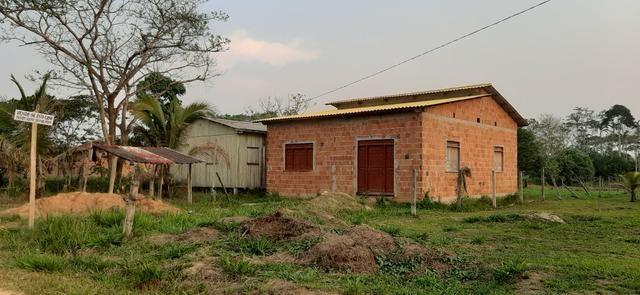 Casa recém construída medindo 8x10 no polo benfica - Foto 9
