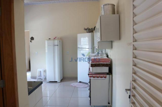 Casa com 3 dormitórios à venda, 150 m² por R$ 210.000 - Residencial Privê Norte - Goiânia/ - Foto 4