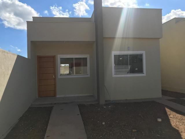 Casa em cuiaba no parque atalaia pronta entrega 175 mil .wats 99293 - 8286 - Foto 2