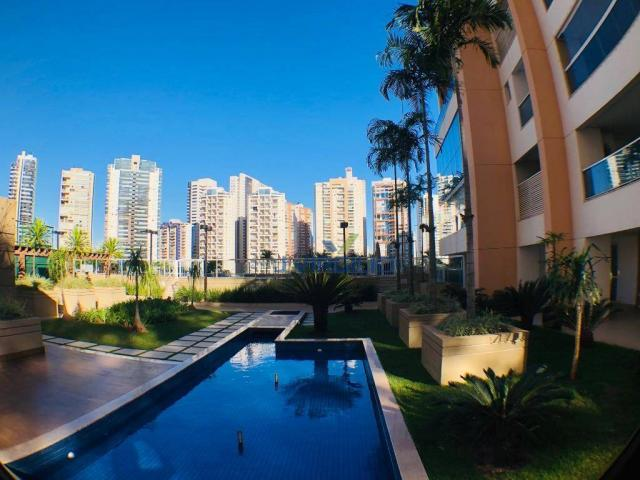 Apartamento 4 suites alto padrao frente ao parque flamboyant - Foto 8