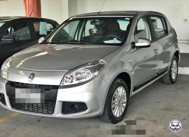 Renault Sandero Privilège HI-Flex 1.6 8V - Leia o anuncio!!!