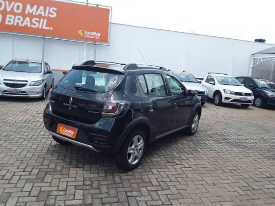 SANDERO 2018/2019 1.6 16V SCE FLEX STEPWAY EXPRESSION MANUAL - Foto 8