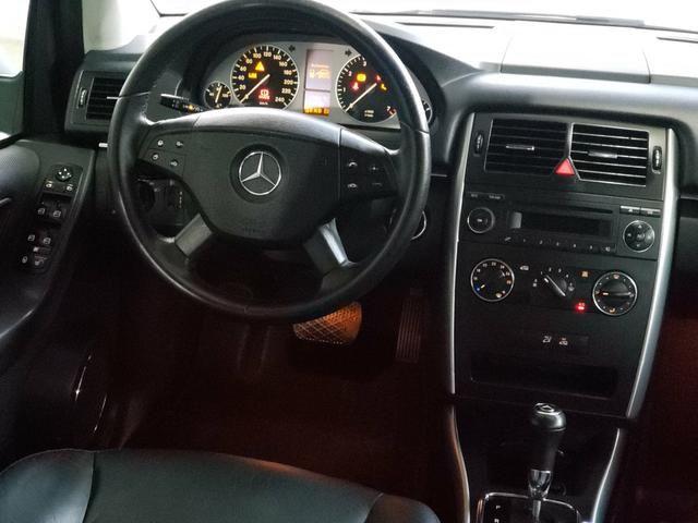 Mercedes B170 com 66 mil km rodados Raridade vendo troco e financio R$ 33.900,00 - Foto 10