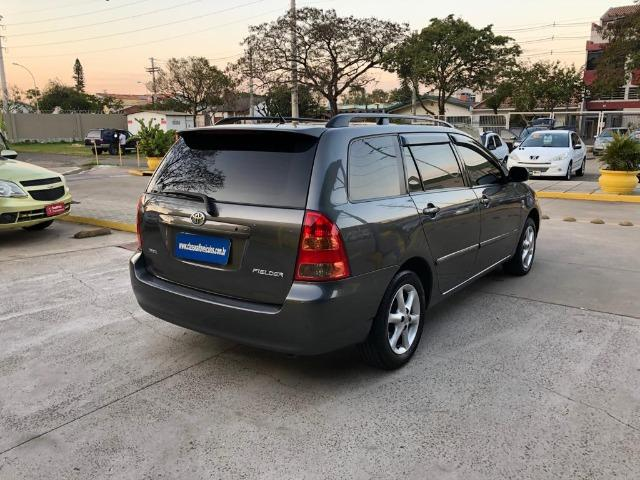 Toyota Fielder Blindada Automática Entrada Apartir de R$ 990,00 + 48x - Foto 2