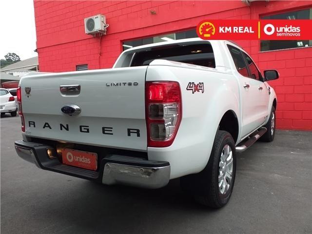 Ford Ranger 3.2 limited 4x4 cd 20v diesel 4p automático - Foto 5