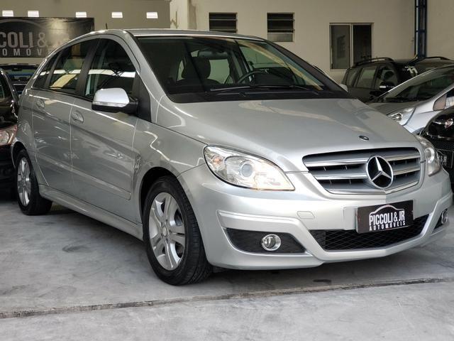 Mercedes B170 com 66 mil km rodados Raridade vendo troco e financio R$ 33.900,00