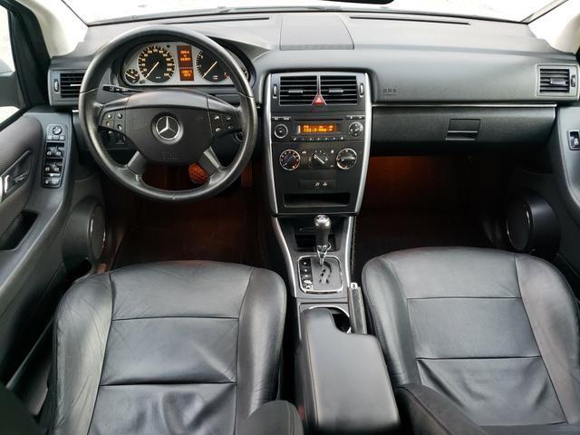 Mercedes B170 com 66 mil km rodados Raridade vendo troco e financio R$ 33.900,00 - Foto 4