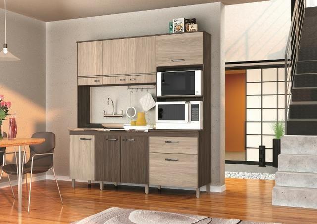 Cozinhas Compactas e moduladas - Foto 2