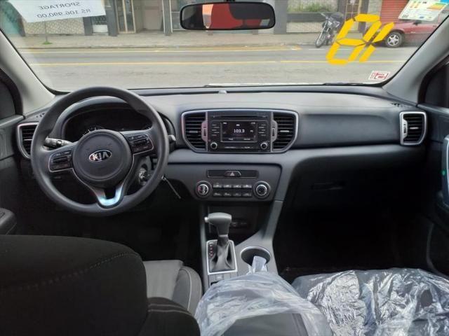 KIA SPORTAGE 2.0 LX 4X2 16V FLEX 4P AUTOMÁTICO - Foto 8