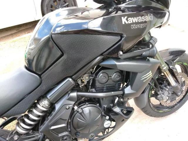 Kawasaki Versys 650 - 2012 - Muito Conservada - Foto 7