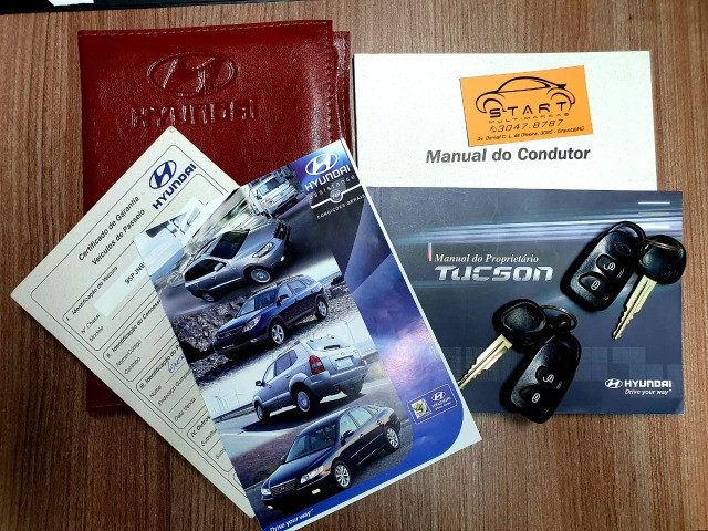 Hyundai / Tucson GLS Automática - Completa - único dono - Nova ! - Foto 15