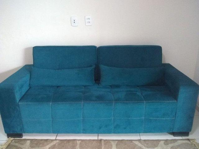 Vendo sofá e poltronas - Foto 2