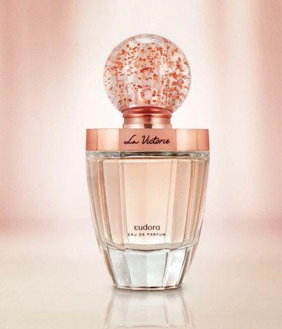 La Victorie Eau de Parfum 75ml Perfume Feminino de Eudora Nova na Caixa Lacrada - Foto 2