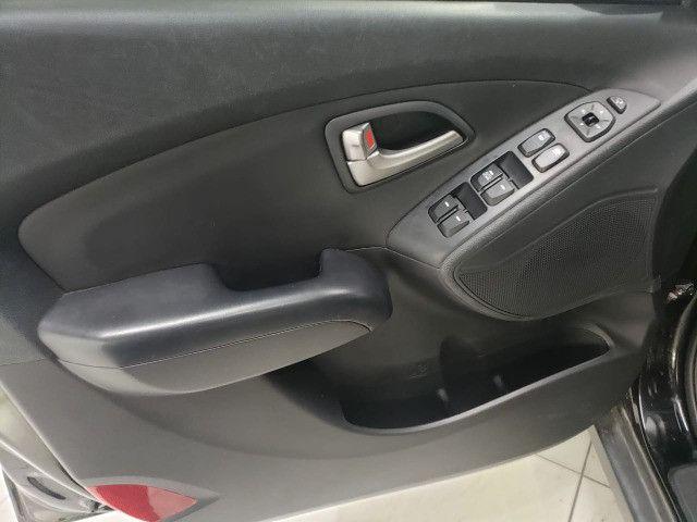 Ix35 2012 mecanica gls muito nova c/ couro e pneus novos - Foto 8