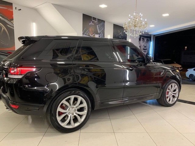 Range Rover Sport 5.0 V8 Autobiography Blindado - Foto 14