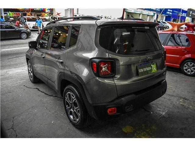 Jeep Renegade 1.8 16v flex longitude 4p automático - Foto 4