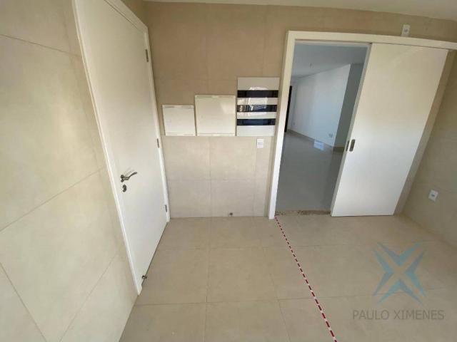 Apartamento com 4 dormitórios à venda, 219 m² - Dionisio Torres - Fortaleza/CE - Foto 17