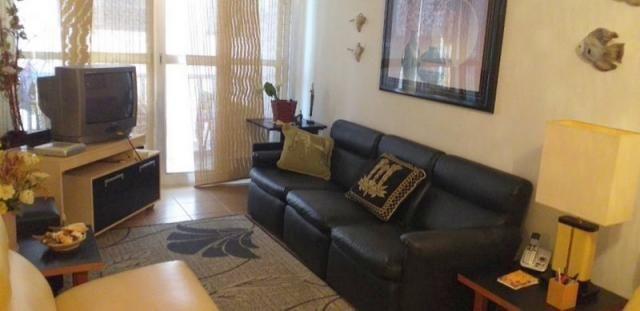 Apartamento à venda com 3 dormitórios em Enseada, Guarujá cod:77742 - Foto 2