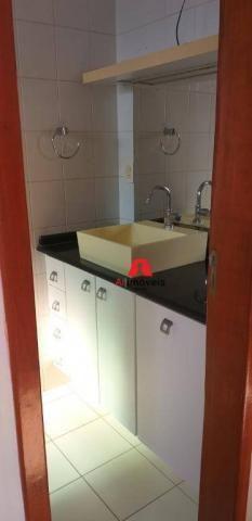 Apartamento com 3 dormitórios à venda, 90 m² por R$ 350.000,00 - Jardim Europa - Rio Branc - Foto 19