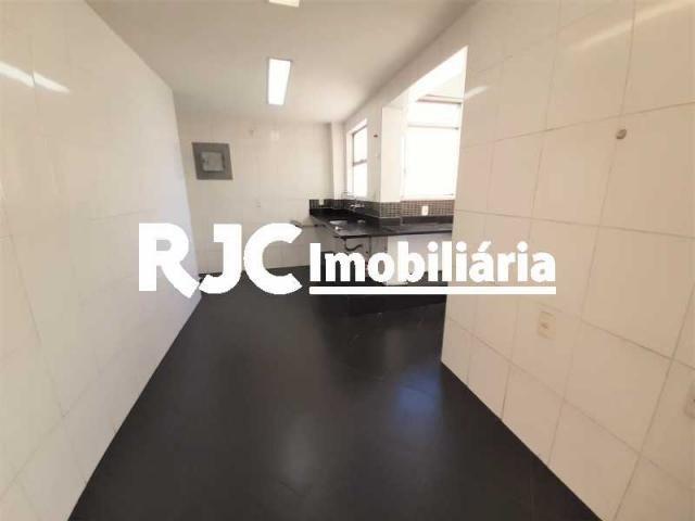 Apartamento à venda com 3 dormitórios em Tijuca, Rio de janeiro cod:MBAP33132 - Foto 13