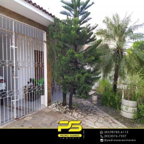 Casa com 5 dormitórios à venda por R$ 520.000 - Camboinha - Cabedelo/PB - Foto 9