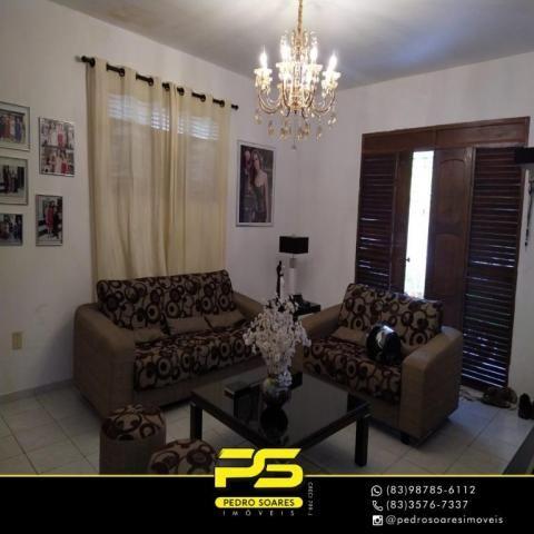 Casa com 5 dormitórios à venda por R$ 520.000 - Camboinha - Cabedelo/PB - Foto 8