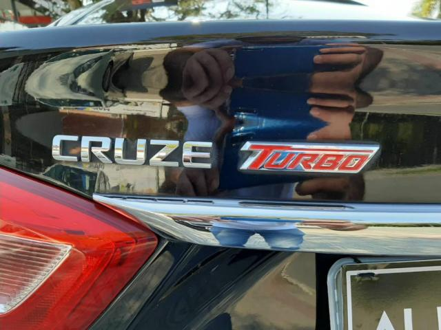 Chevrolet Cruze LTZ 1.4 TURBO - Foto 9