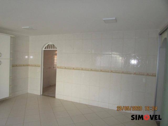 Casa com 6 dormitórios para alugar, 260 m² por R$ 4.000,00/mês - Setor Habitacional Samamb - Foto 15
