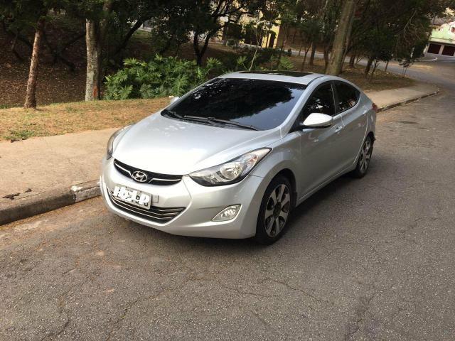 Hyundai elantra GLS 1.8