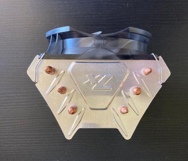 Cooler de CPU - Zalman CNPS7X LED (Usado) - Foto 3